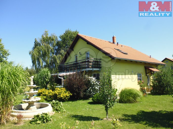 Prodej, rodinný dům 5+1, 155 m2, Tursko