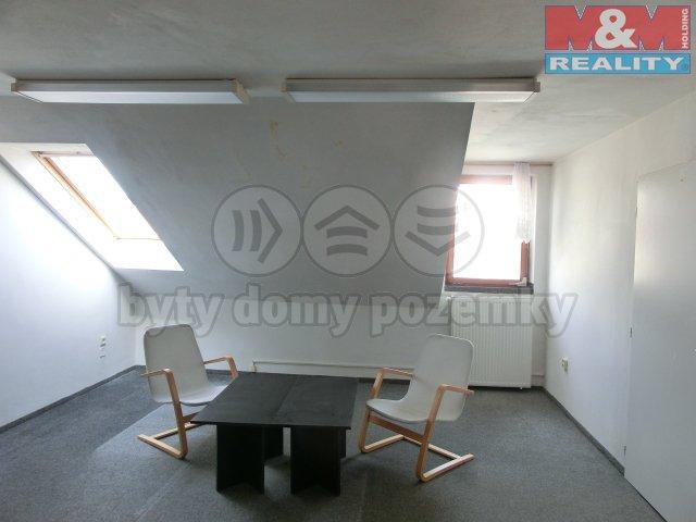 Pronájem, kancelář, 26 m2, Litvínov, ul. náměstí Míru