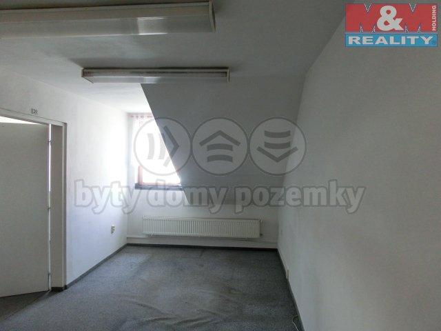 Pronájem, kancelář, 16 m2, Litvínov, ul. náměstí Míru