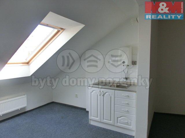Pronájem, kancelář, 31 m2, Litvínov, ul. náměstí Míru