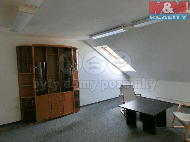 Pronájem, kancelář, 42 m2, Litvínov, ul. náměstí Míru