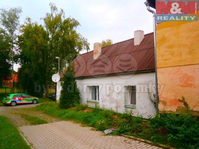 Prodej, rodinný dům, 80 m2, Budyně nad Ohří-Vrbka