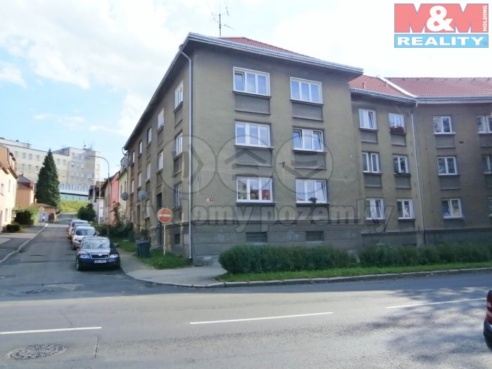 Prodej, byt 2+1, 59 m2, OV, Sokolov, ul. K. H. Borovského