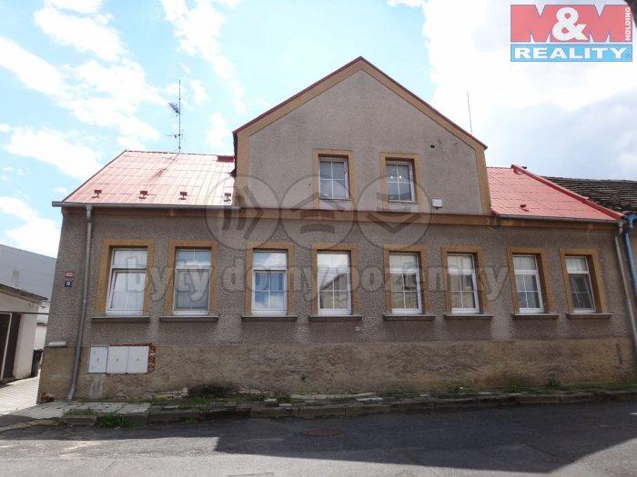 Prodej, nájemní dům, 267 m2, Kladno