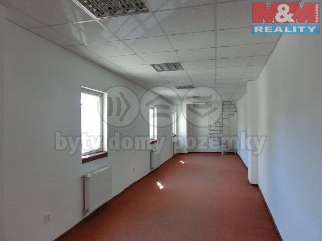 Pronájem, kancelář, 73 m2, Litvínov, ul. náměstí Míru