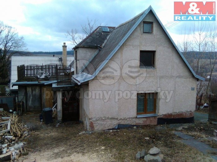 Prodej, rodinný dům, Horní Benešov