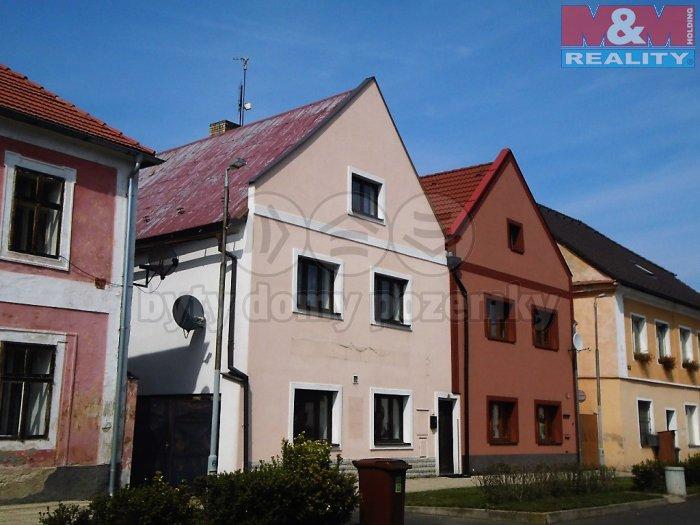 Prodej, rodinný dům, 127 m2, Vilémov, ul. Náměstí