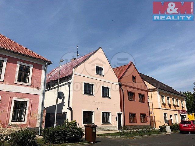 Pronájem, rodinný dům, 127 m2, Vilémov, ul. Náměstí