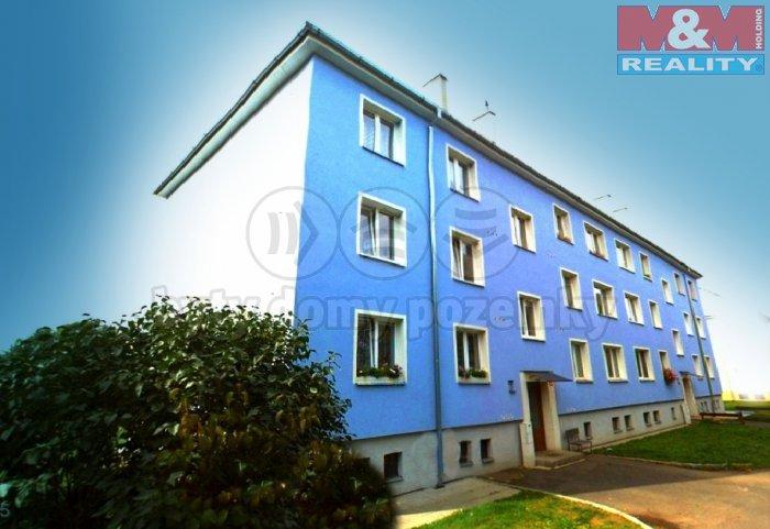 Prodej, byt 2+1, 62 m2, Toužim