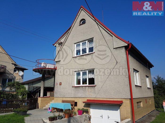 Prodej, rodinný dům 4+1, Polanka nad Odrou