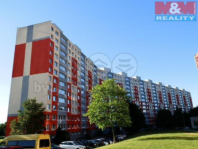 Pronájem, byt 3+1, 69 m2, OV, Most, ul. Javorová