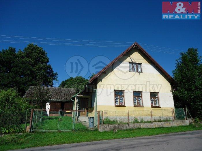 Prodej, rodinný dům 3+1, 620 m2, Seč - Prosíčka