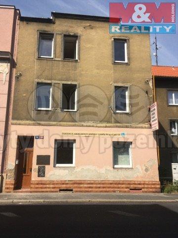 Pronájem, byt 2+1, 67m2, Ústí nad Labem, ul. Železničářská