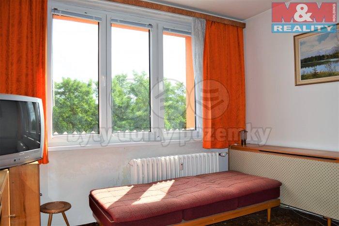 Prodej, byt 1+1, 38 m2, Karlovy Vary, ul. Buchenwaldská