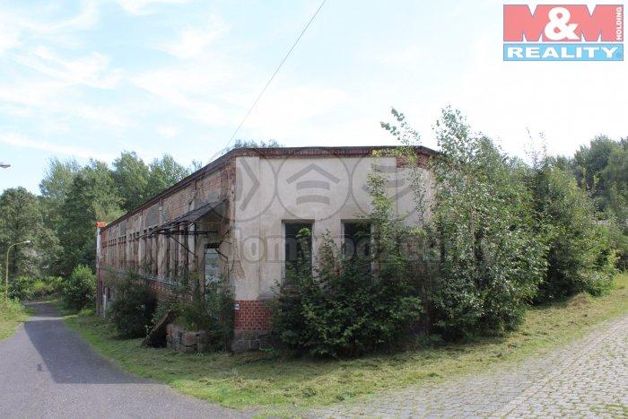 Prodej, komerční objekt, 2520 m2, Mikulášovice