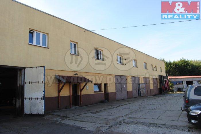 Pronájem, komerční prostory 505 m2, Jablunkov