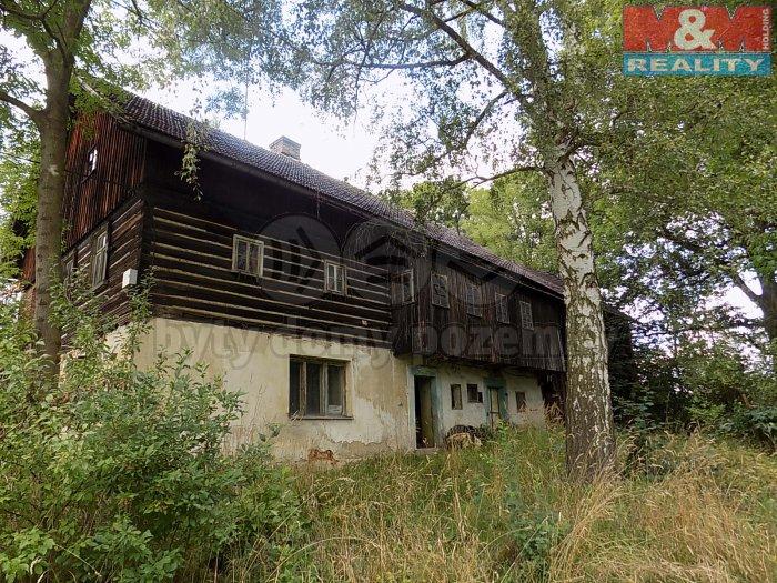 Prodej, rodinný dům, Dolní Habartice