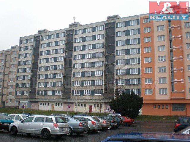 Pronájem, byt 2+1, 62 m2, OV, Ústí nad Labem, ul. Větrná