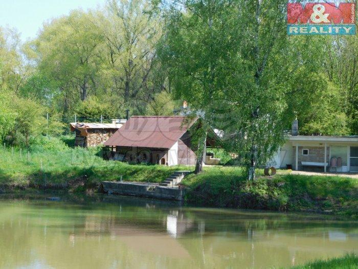 Prodej, chalupa a rybník, Olomouc