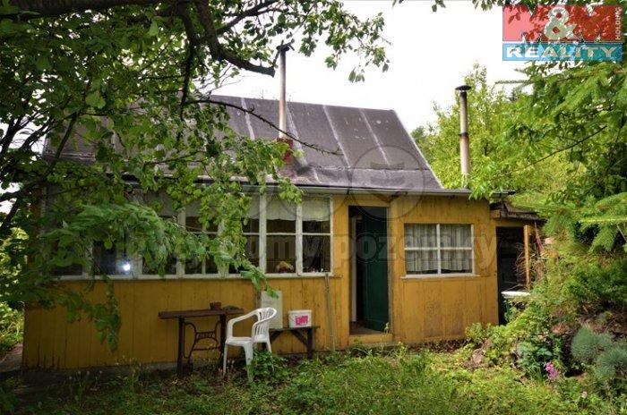 Prodej, zahrada, 791 m2, Praha 5 - Slivenec