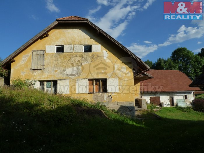 Prodej, zemědělská usedlost, 54939 m2, Křenovičky