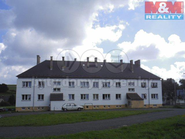 Prodej, nájemní dům, 1287 m2, OV, Fojtovice u Krupky