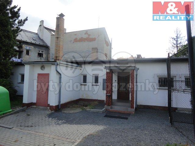 Prodej, obchodní objekt, 127 m2, Krnov - Pod Cvilínem