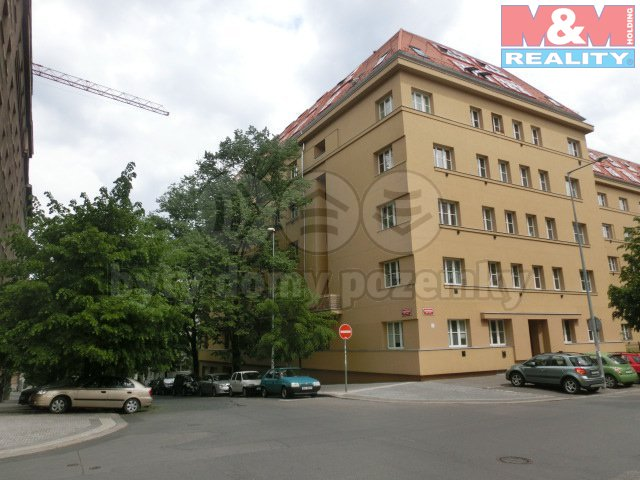 Pronájem, obchodní prostory, 31 m2, Praha 3 - Žižkov