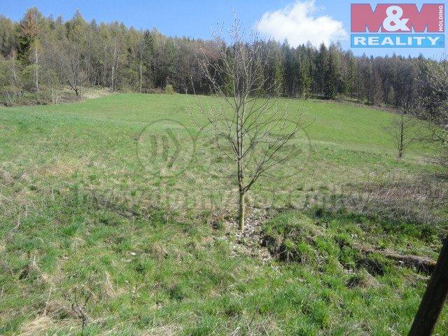 Prodej, pozemek, 1100 m2, Hoštálkovy - Vraclávek