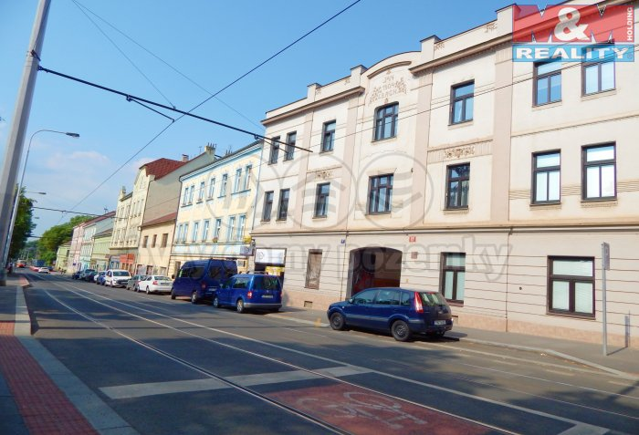 Pronájem, sklad, 60 m2, Praha 5, ul. Na Zlíchově