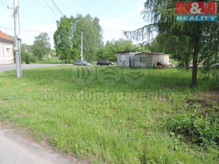 Prodej, pozemek, 161 m2, Jeseník n/O. - Polouvsí