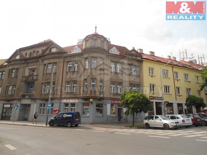 Pronájem,obchodní prostor, 157 m2, Praha 9, ul. Na Stráži