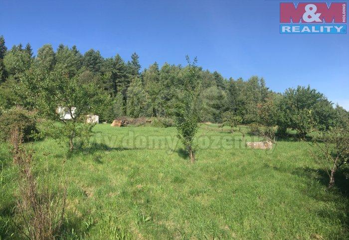 Prodej, pozemek k výstavbě RD, 1192 m2, Liberec - Karlinky
