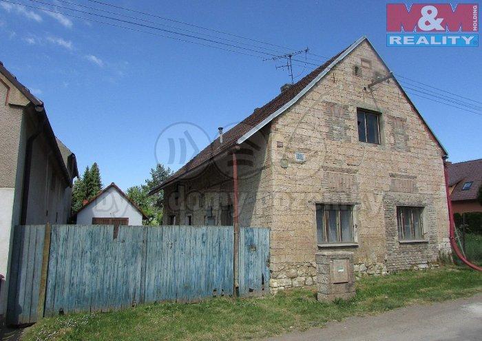 Prodej, rodinný dům 4+1, 120 m2, Mutějovice
