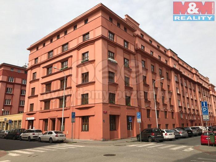 Prodej, byt 2+1, 68 m2, OV, Praha 7 - Holešovice