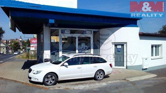 Prodej, obchodní prostory, 959 m2, Rumburk