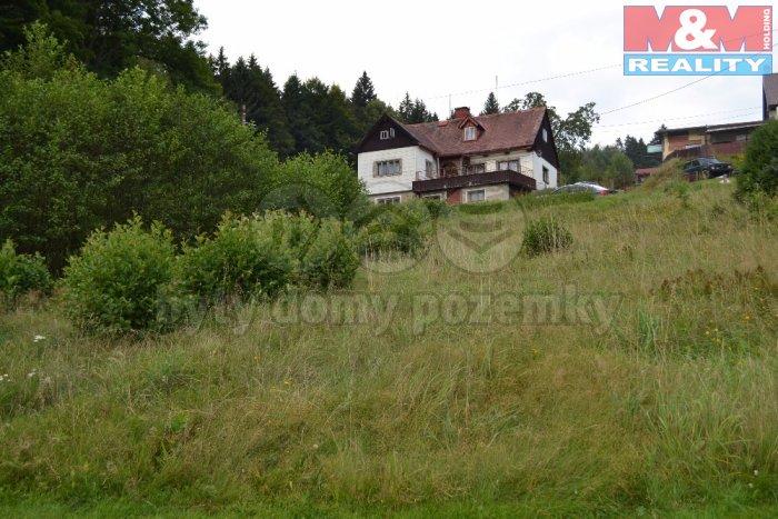 prodej, stavební parcela, 1507 m2, Jablonec nad Nisou - Huť