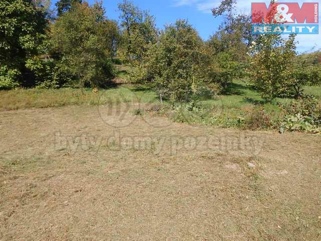 Prodej, zahrada, 933 m2, Vsetín- Luh