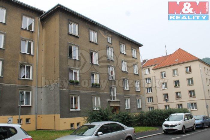Pronájem, byt 2+1, 59m2, Střekov, ul. Třebízského