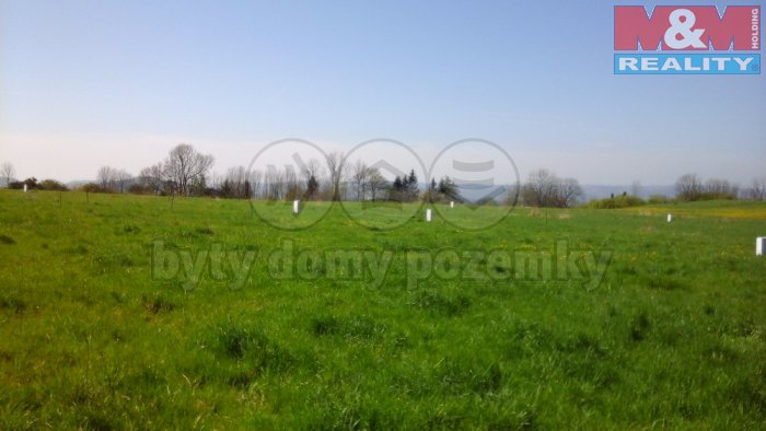Prodej, stavební pozemek 1275 m2, Nový Oldřichov
