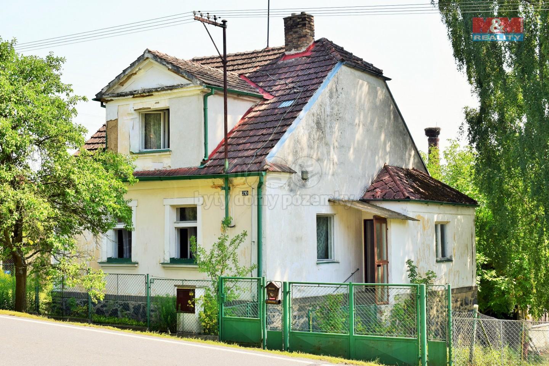 Prodej, chalupa, Mirotice, ul. Kopeckého