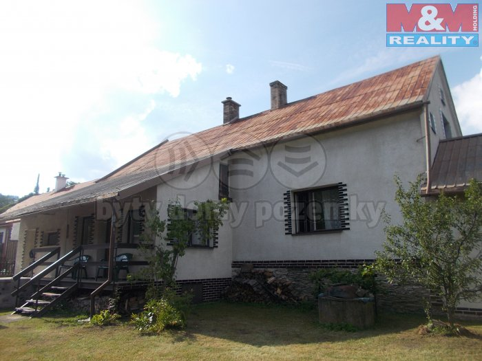 Prodej, rodinný dům, Petrovice