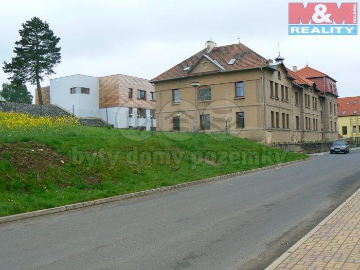Prodej, stavební pozemek, 4.340 m2, Mšené-lázně