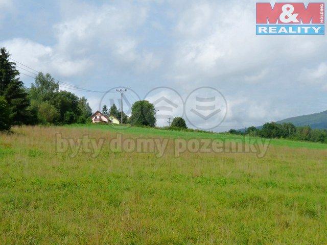 Prodej, stavební pozemek, 3706 m2, Děčín - Horní Oldřichov