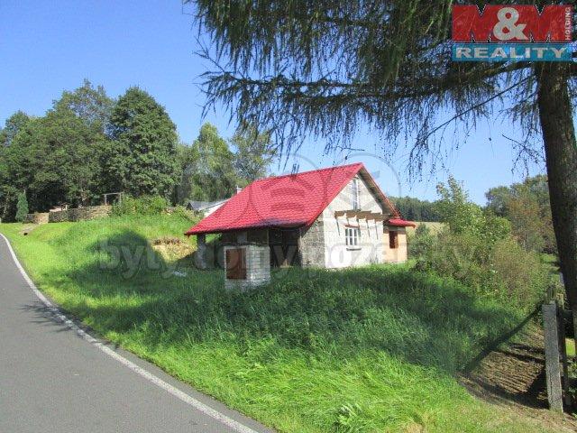 Prodej, rodinný dům 4+1, 79 m2, Vernéřov u Aše