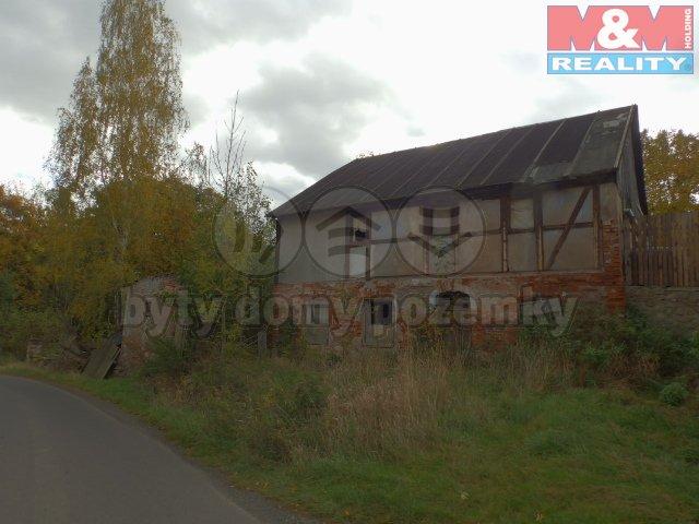 Prodej, stavební parcela, 4660 m2, Klášterec n/O, Rašovice
