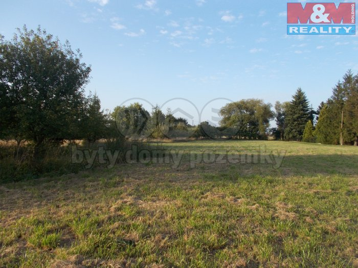 Prodej, zahrada, 1600 m2, Studénka