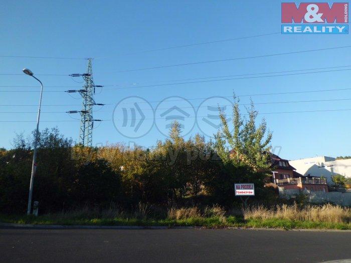 Prodej, stavební pozemek, 843 m2, Chomutov, ul. Ve Stráni