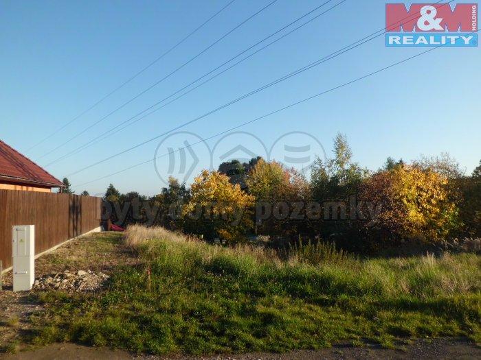 Prodej, stavební pozemek, 688 m2, Chomutov, ul. Ve Stráni