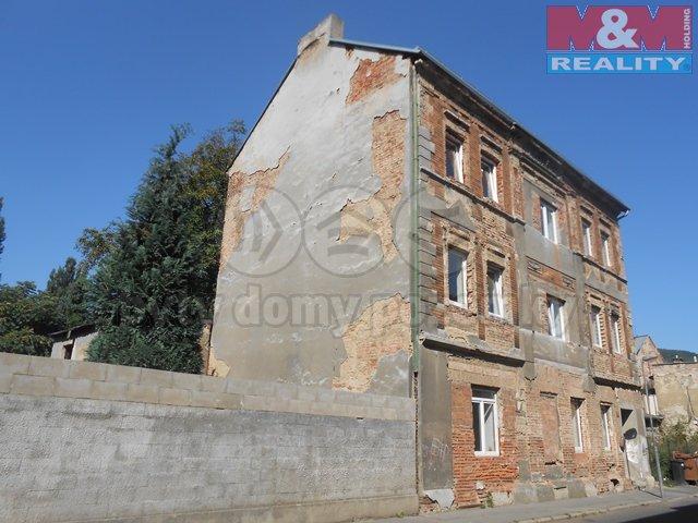 Prodej, nájemní dům, 147 m2, Ústí nad Labem, ul. Svádovská